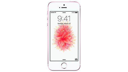 Apple iPhone SE 64GB Rose Gold Refurbished (hub_KOnx61658)