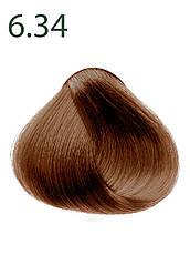 """Faberlic Стойкая питательная крем-краска для волос тон 6.34 """"Огненная хризантема"""" Botanica арт 8779"""