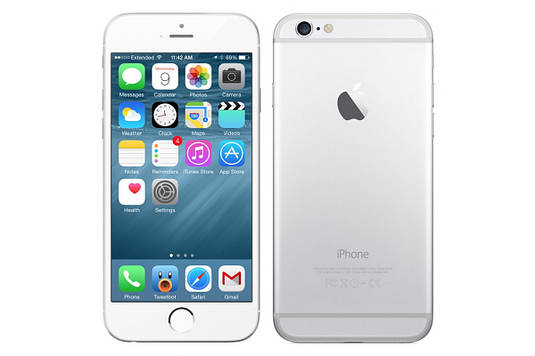 Apple iPhone 6s 128GB Silver (FM1007)