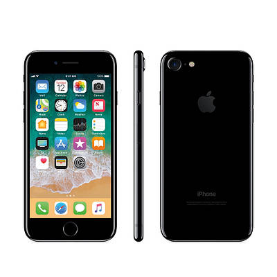 Apple iPhone 7 256GB Jet Black (FM1042)