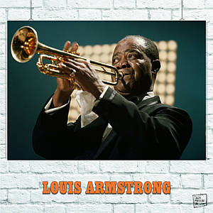 Постер Armstrong Lui (цветное фото) (60x85см)