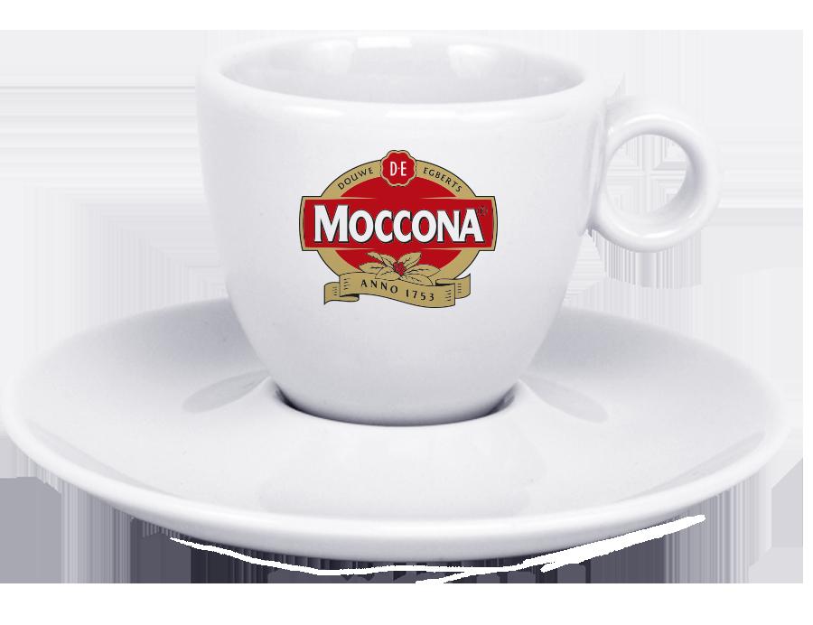 Чашка с блюдцем эспрессо 60 мл