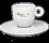 Чашка с блюдцем эспрессо 90 мл