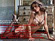 1/1ГС Эротический кружевной корсет пуш ап Эротическое белье Качественный эротический комплект , фото 3
