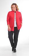 Спортивная одежда Pretty-597/1 белорусский трикотаж, красный, 56