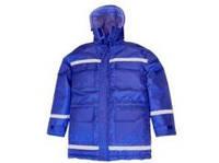 Куртка зимняя ИТР с капюшоном