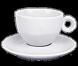 Чашка с блюдцем чайная 280 мл, фото 3