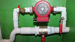 Циркуляция отопления (теплоносителя)
