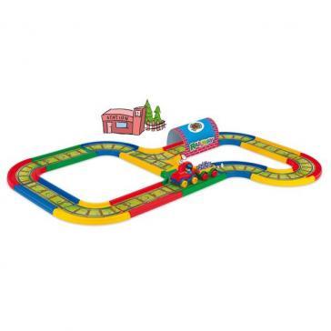 "WADER ""Kid Cars"" железная дорога 3,1м W51701"
