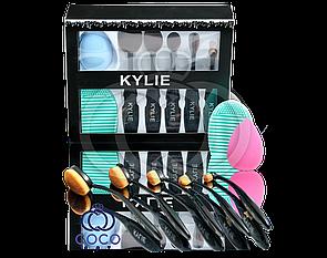 Набір кистей і спонжей для макіяжу Kylie