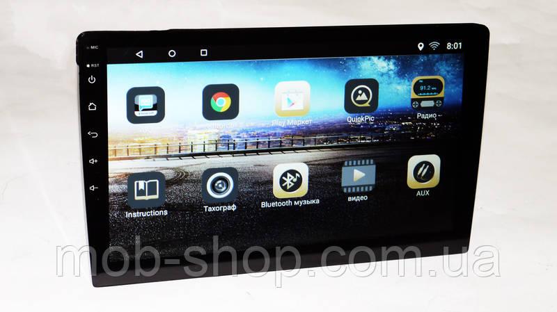 """Автомагнитола пионер Pioneer Pi-1007 экран 9"""" 4 Ядра Android 7.1.1"""