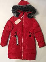 Пальто для девочек 8 лет