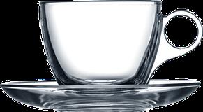 Чашки стеклянные, фото 2