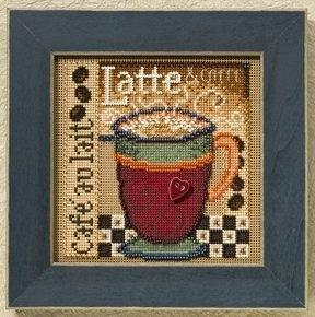 Набор для вышивки Mill Hill Latte