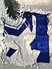 Женский домашний шелковый костюм в расцветках. КС-5-0918, фото 6