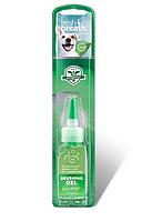 """Гель для чищення зубів у собак TropiСlean """"Свіже дихання"""", 59 мл"""