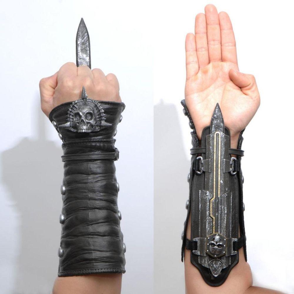 Cкрытый клинок Эдварда Кенуэя - Edward Kenway Hidden Blade (Assassin Creed)