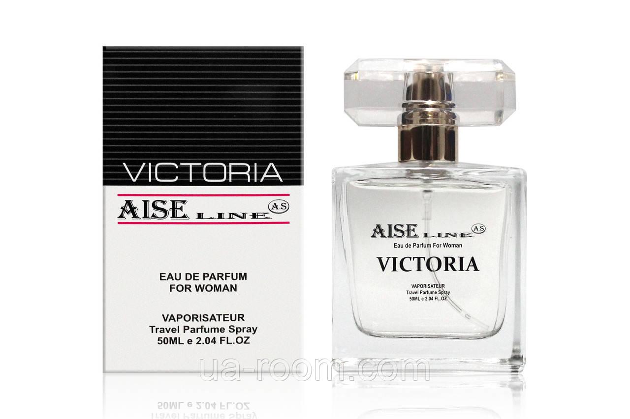 "Парфюмированный спрей Aise Line ""Victoria"" (аналог Gian Marco Venturi), 50 мл."