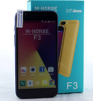 Мобильный телефон  смартфон M-Horse F3 (5) Oppo  face id  Android (Black Blue)
