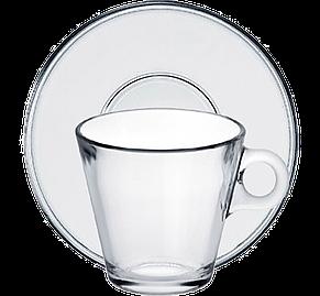 Чашка с блюдцем 80 мл, фото 2