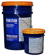 ПЕНЕТРОН – проникающая гид-роизоляция для бетонных кон-струкций