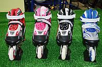 Роликовые коньки Skate 36-39, фото 1