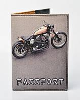 """Обложка на паспорт """"Мото"""""""