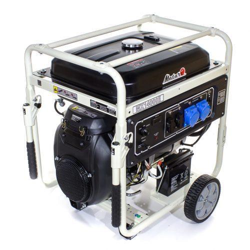 Генератор бензиновий Matari MX14000E (11 кВт)