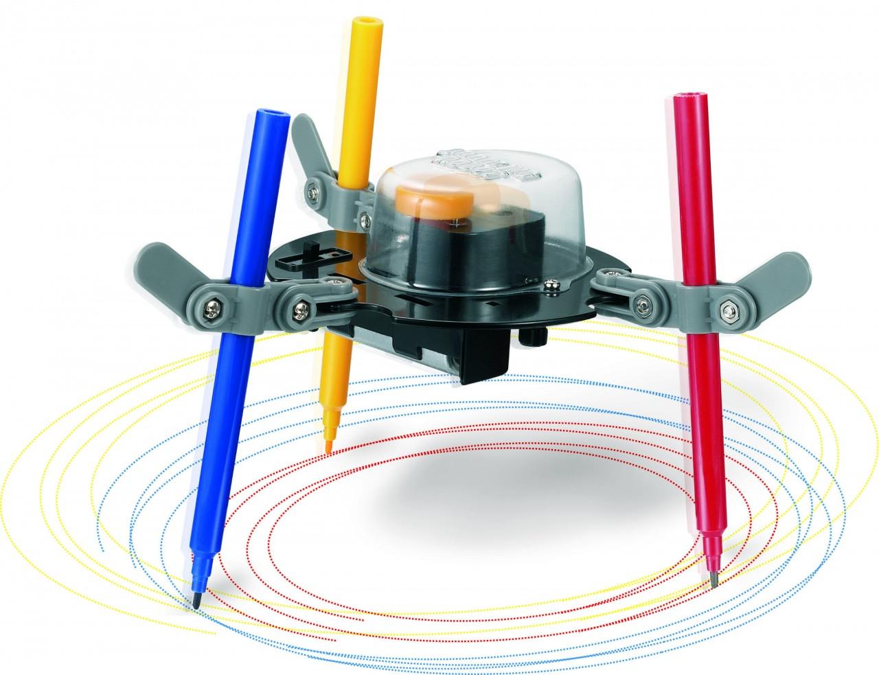 """Конструктор SUNROZ Doodling Robot набор для конструирования """"Робот художник"""" (SUN2060)"""