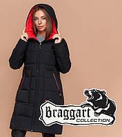 Braggart Simply 1926   Зимняя куртка женская черная