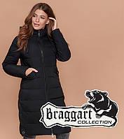Braggart Simply 1938 | Зимняя женская куртка черная