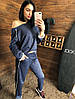 Спортивний костюм жіночий в кольорах. КС-8-0918, фото 7