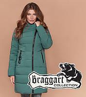 Braggart Simply 1908 | Зимняя куртка женская зеленая