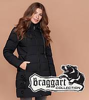 Braggart Simply 1929 | Куртка зимняя женская черная