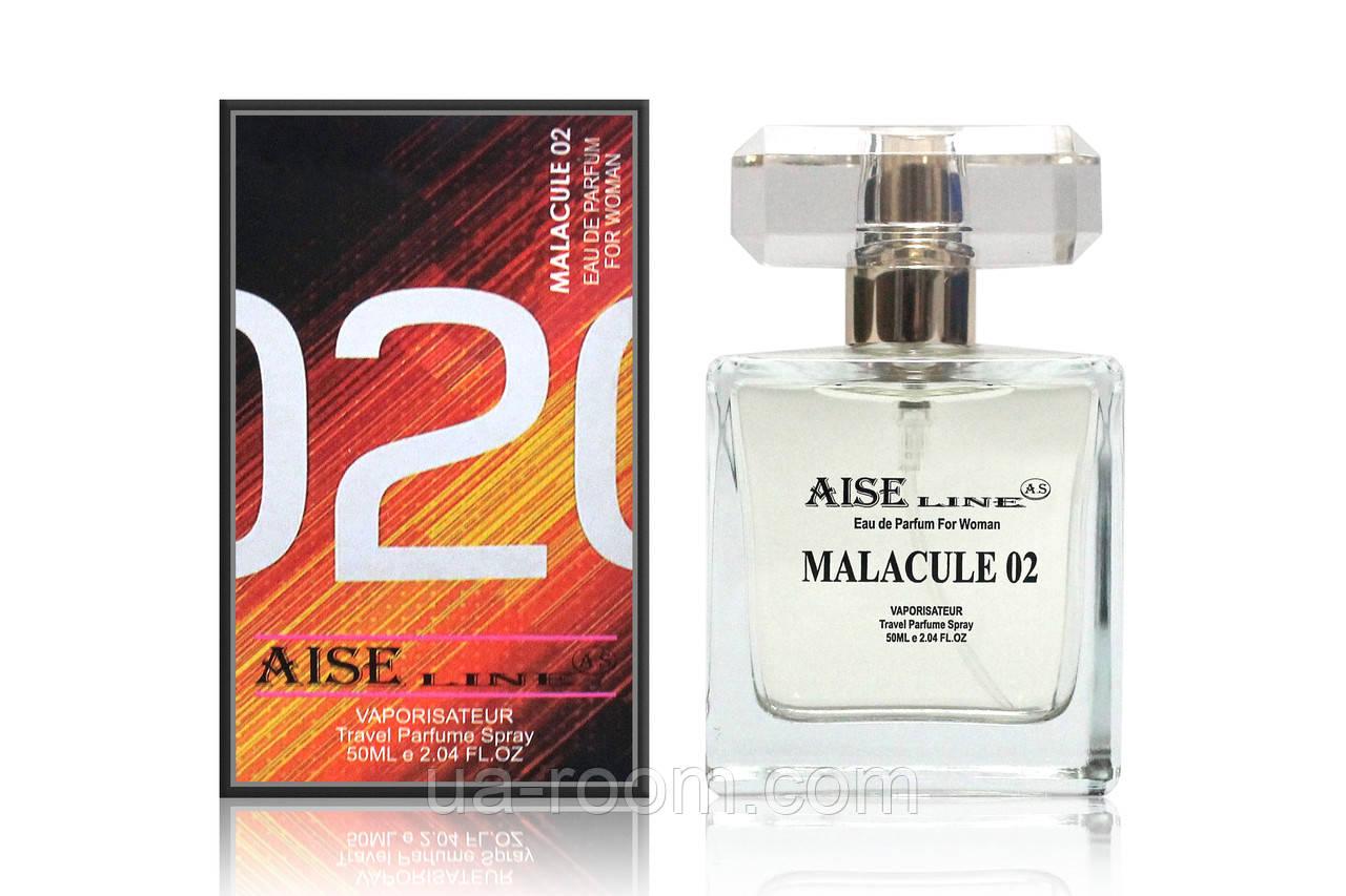 "Парфюмированный спрей Aise Line ""Malacule 020"" (аналог Escentric molecules 020), 50 мл."