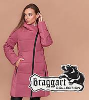 Braggart Simply 1928 | Куртка зимняя женская розовая