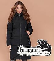 Braggart Simply 1936 | Куртка женская зимняя черная