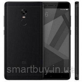 Xiaomi Redmi Note 4 3/32Gb Black Snapdragon
