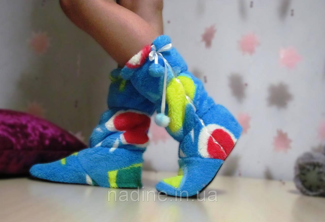 Дитячі домашнии чобітки Nadine 36