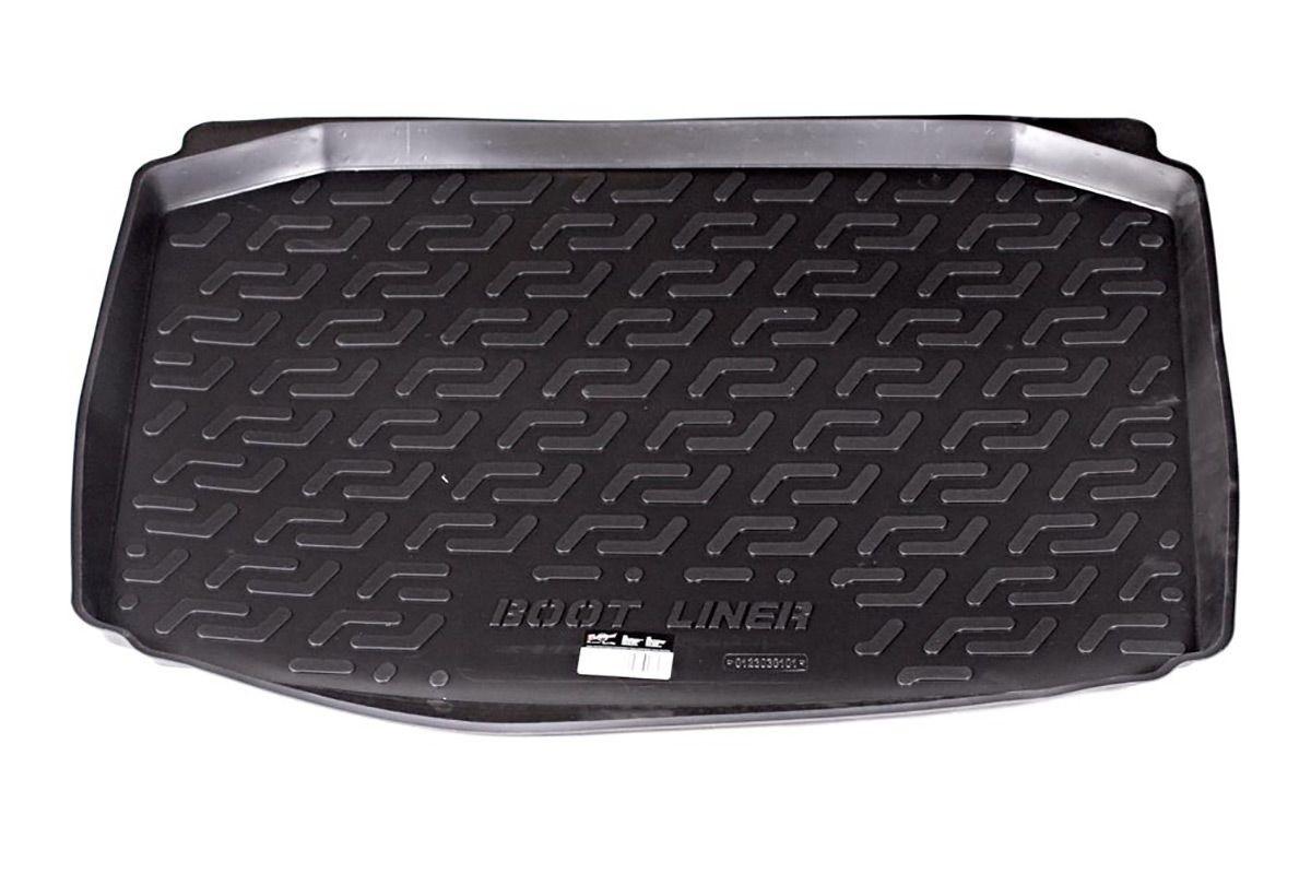 Коврик в багажник для Seat Ibiza IV HB (08-) 123030100