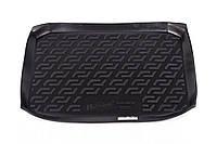 Коврик в багажник для Skoda Fabia (5J2) HB (07-14) полиуретановый 116010301, фото 1