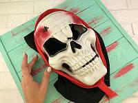 """Маска карнавальная """"Кровавый череп"""" - маска на вечеринку, карнавал"""