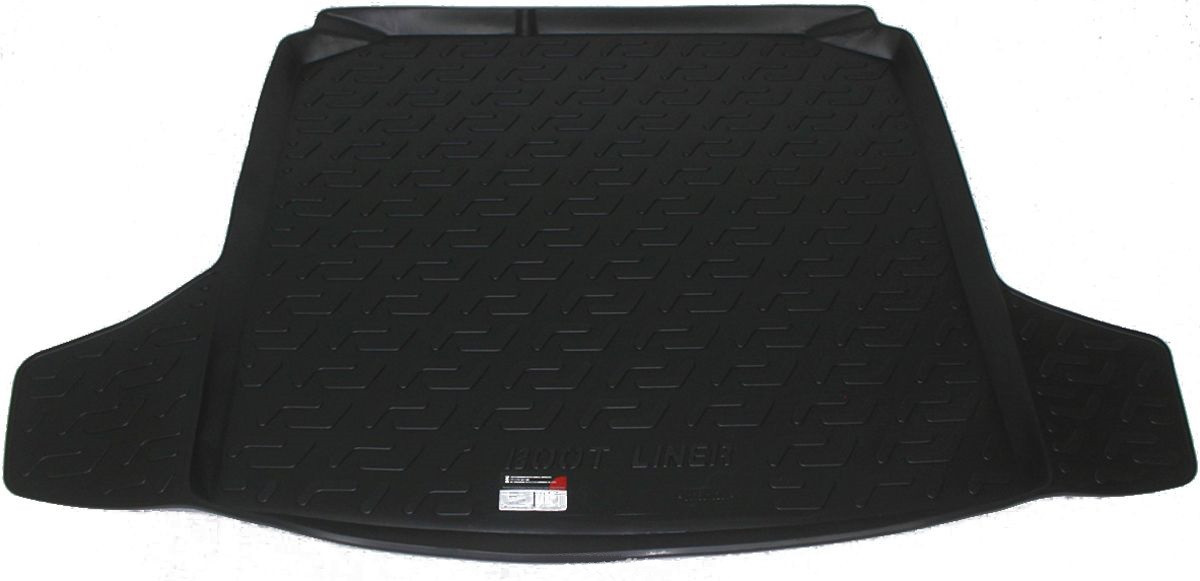 Коврик в багажник для Skoda Fabia (5J5) Combi (07-14) полиуретановый 116010201