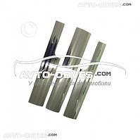 Накладки на пороги Ренж Ровер III L322 2002-2012