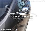 Хромированные накладки на зеркала Peugeot Expert \ Traveller 2016 - ... abs пластик