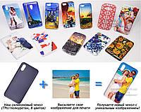 Печать на чехле для Xiaomi Mi 8 Explore Edition (Cиликон/TPU)