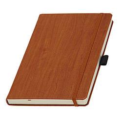 Записная книжка Гардена А5 (Ivory Line), кремовый блок в линейку