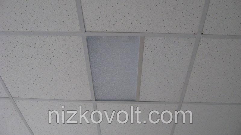 Светодиодный светильник потолочный встраиваемый 35 Вт/4000К  IP54