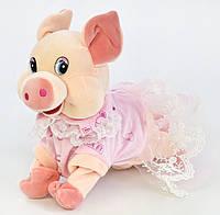 Музыкальная игрушка Свинка