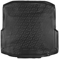 Коврик в багажник для Skoda Octavia III (A7) box (13-) полиуретановый 116020801, фото 1